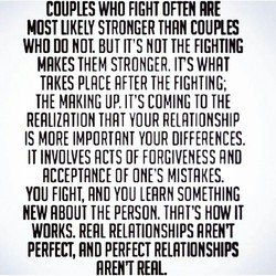 COUPLES WHO FIGHT OFTEN 