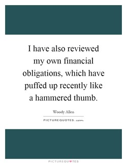I have also reviewed 