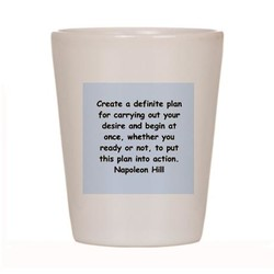 Create a definite plan 