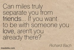 Can miles truly 