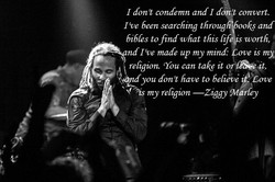I don t condemn and I d 't convert. 