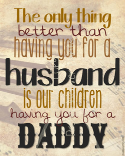 The only thing 