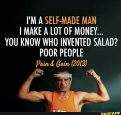 I LOT OF MONEY... 