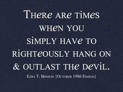 THeRe ARe TiMes 
