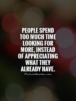 PEOPLE SPEND 
