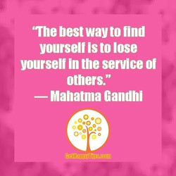 'The best way to find 