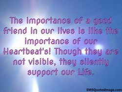 The Importance OF a 