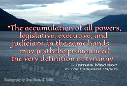 8' The accumulation o f all powers, 
