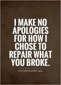 I MAKE NO 