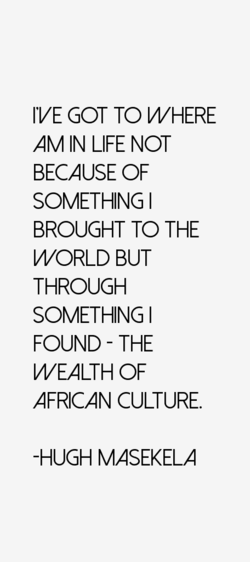 I'VE GOT TO WHERE 
