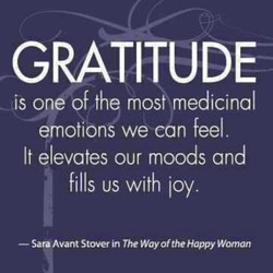 GRATITUDE 