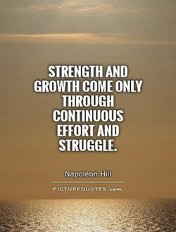 STRENGTH AND 