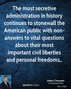 The most secretive 