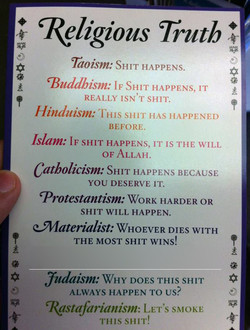 WUigious Truth •t 