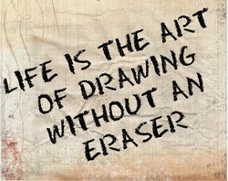 LIFE 'S THE AIRT 
