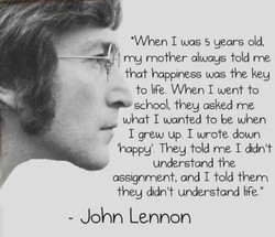 • IA/hen I was 5 years old, 