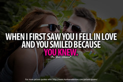WHEN IN LOVE 