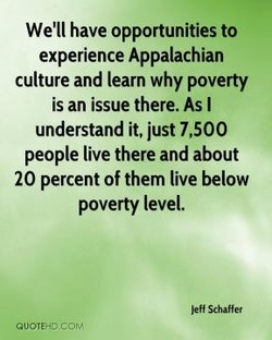 We'll have opportunities to 