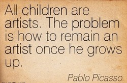 All children are 