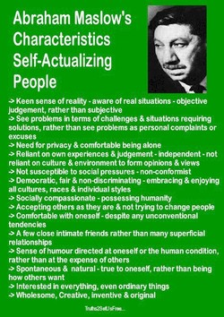 Abraham Maslow's 
