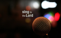 sing to 