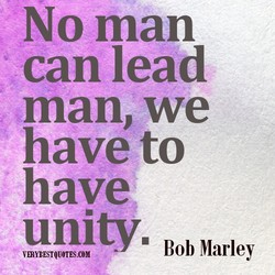 No man 