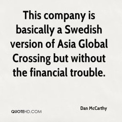 This company is 