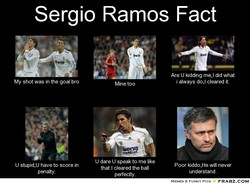 Sergio Ramos Fact 