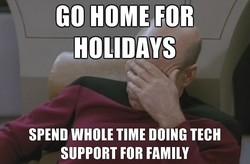 GO HOME FOR 