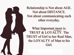 Relationship is Not about AGE. 