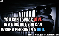 YOU CAN'T WRAP 