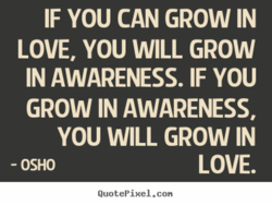 IF YOU CAN GROW IN 