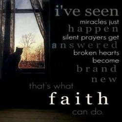 i've seen 