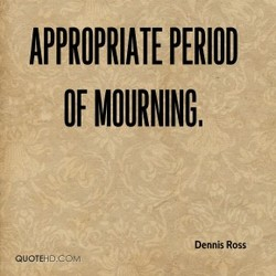 APPROPRIATE PERIOD 