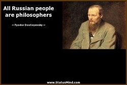 All Russian people 