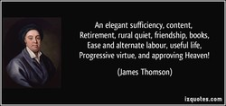 An elegant sufficiency, content, 
