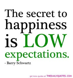 The secret to 