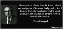 The emigration of Jews from the Soviet Union is 