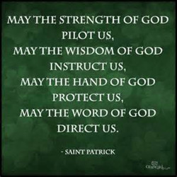 MAYTHE STRENGTH OF GOD 