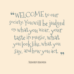 be judged 