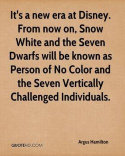 It's a new era at Disney. 
