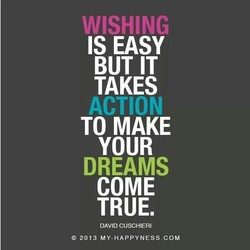 WISHING 