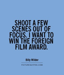 SHOOT A FEW 