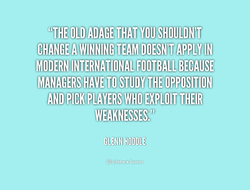 WINNINGITEAM DOESN'T APPLY IN 
