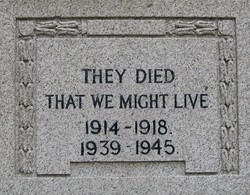 THEY DIED 