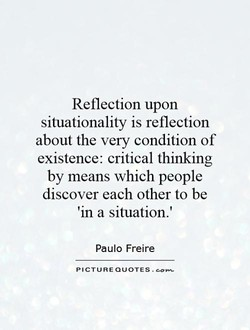 Reflection upon 