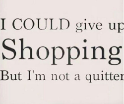 COULD give up 
