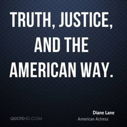 TRUTH, JUSTICE, 