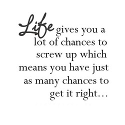 gives you a 