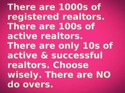 There are 1000s of 